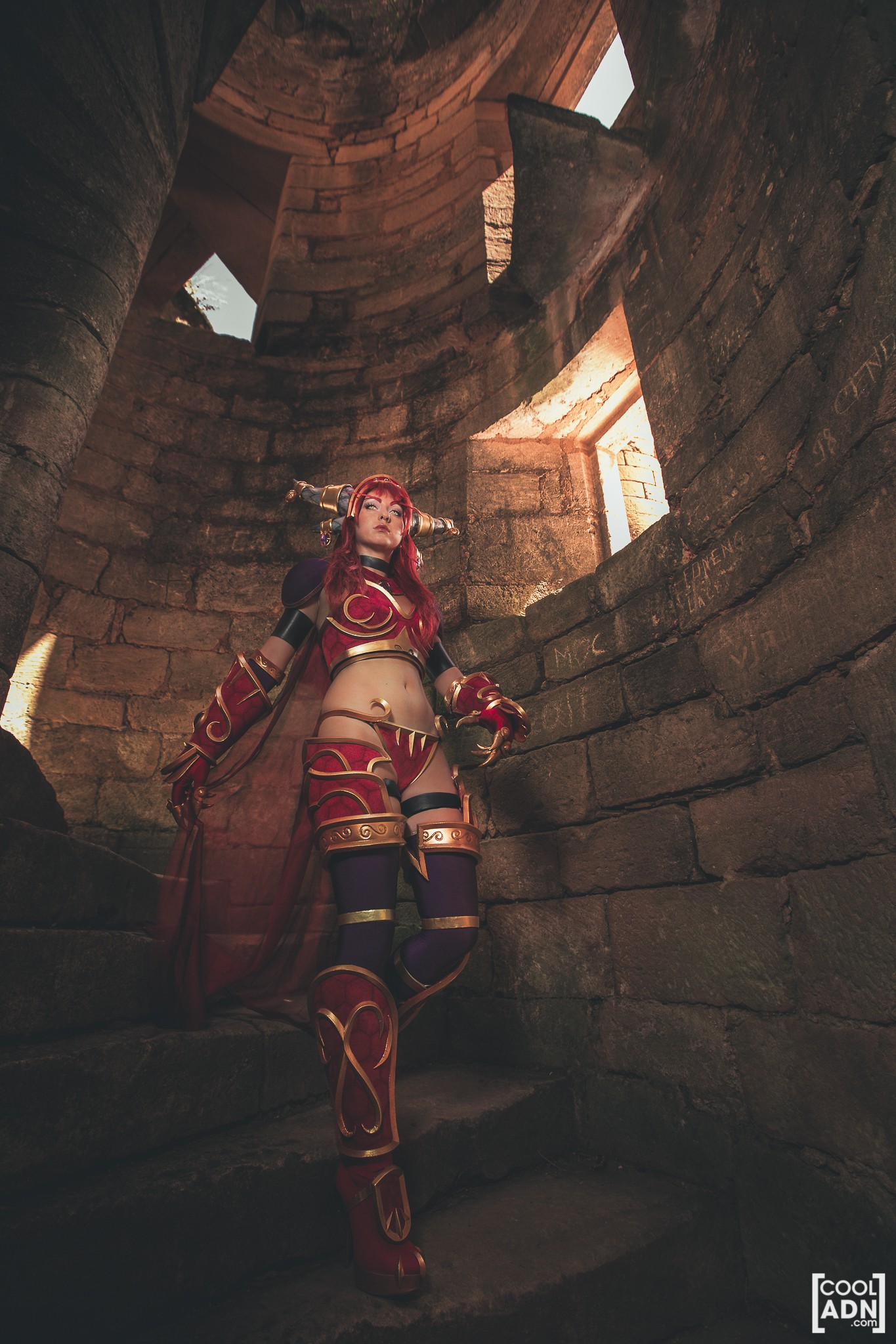The chronicles of alexstrasza adult pic