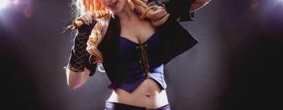 Sheryl Nome – Macross Frontier
